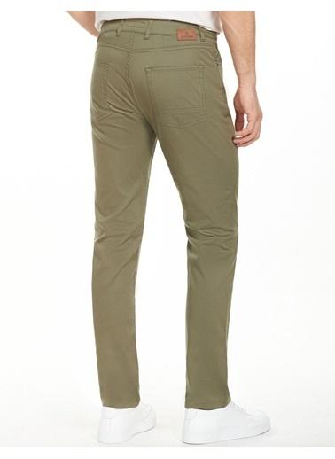 Bisse 5 Cep Spor Pantolon Yeşil